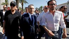Tunisia's Karoui still presidential candidate despite arrest - electoral commission