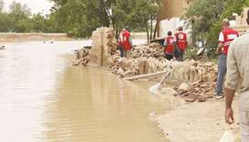 QRCS comes to the aid of Sudan flash flood victims