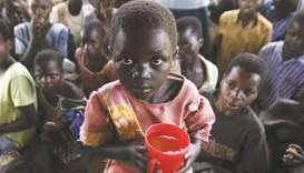 Poverty has fallen more slowly in Africa than other regions, with an estimated 40% of the population
