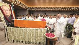 Jaitley's last rites held with full state honours