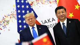 Trump says China trade deal coming, Beijing calls for resolution of dispute