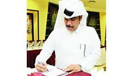 A gifted journalist and a staunch defender of Qatar's stance