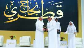 PM witnesses launch of Najah Qatari festival