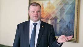 Lithuanian PM diagnosed with cancer, keeps working