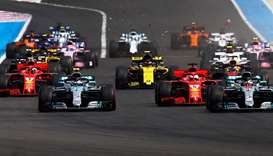 Formula One set for record-breaking 22 races in 2020