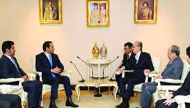 Qatar-Thai ties reviewed