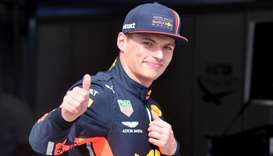 Verstappen ends pole wait with a first in Hungary