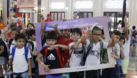 Aspire summer camp concludes