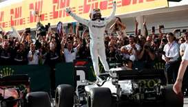 Hamilton beats pole-sitter Verstappen to win Hungarian Grand Prix
