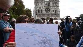 Paris scrambles to allay Notre-Dame lead poisoning fears