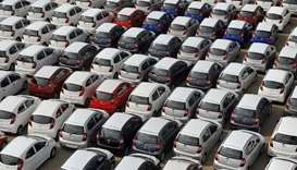 Indian auto execs seek tax cuts, easier finance access to revive sales