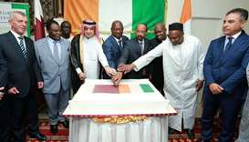 Ivory Coast embassy opens in Doha