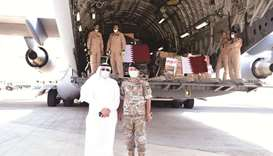 Three more aircraft with aid from Qatar arrive in Lebanon