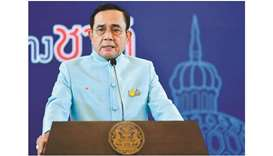 Democracy movement 'unacceptable' to majority of Thais, says PM Prayut