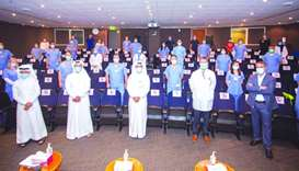 Aspetar medical staff have been working across HMC facilities to boost the healthcare sector's clini