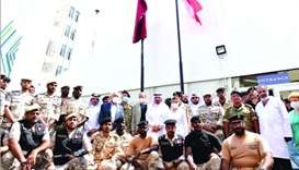 Second Qatari field hospital inaugurated in Beirut