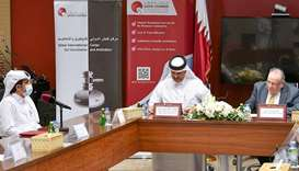 Qatar Chamber, Doha Institute for Graduate Studies sign pact
