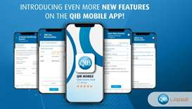QIB introduces new features to its mobile app