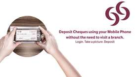 Commercial Bank launches 'Digital Cheque Deposit' service through mobile app