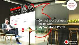 'My Vodafone Portal' is available round-the-clock on desktops, tablets or mobile phones.