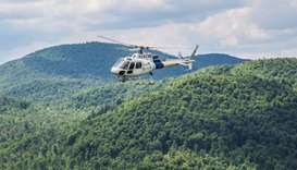 Airbus delivers first of 16 advanced law enforcement H125 helicopters to US Customs and Border Protection