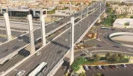 Sabah Al Ahmad Corridor to witness major opening by month end