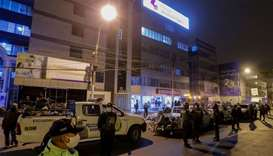 Peru officials condemn nightclub owner after 13 crushed to death
