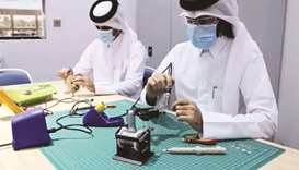 Qatar Scientific Club launches competition in designing projects using PCBs