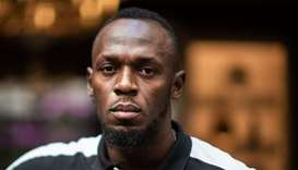 Sprint king Usain Bolt tests positive for coronavirus
