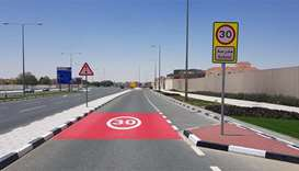 Ashghal enhances traffic safety for schools to welcome new academic year