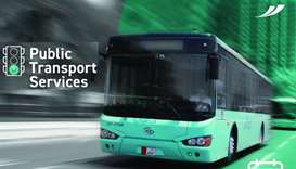Mowasalat bus services start Tuesday