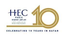 HEC Paris in Qatar hosts online webinar session for QF staff