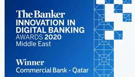Commercial Bank wins Banker award for 'Innovation in Digital Banking'