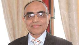 Ashud Ahmed, Ambassador of Bangladesh to Qatar