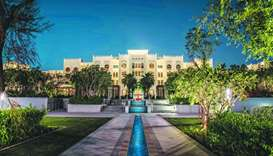 Al Messila, a Luxury Collection Resort & Spa