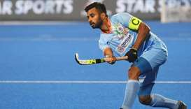 Indian Hockey captain among five to test Covid-19 positive in camp