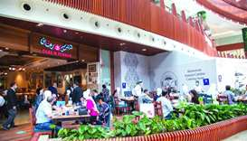 Mall of Qatar welcomes media to 'real shopping and dining experience'