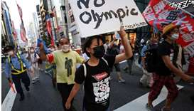 'Powerless and angry': Japan's anti-Olympic activists fight on