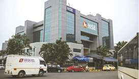 Indian stock prices at record high as low rates aid risk-taking