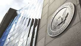 Headquarters of the Securities and Exchange Commission in Washington. Nasdaq is on the verge of secu