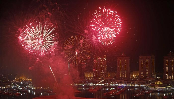 The Pearl-Qatar hosts festivities for National Day