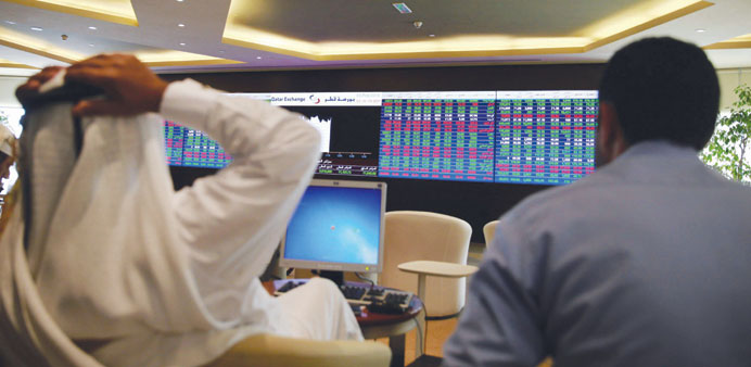 QSE outperforms Gulf on realty and insurance