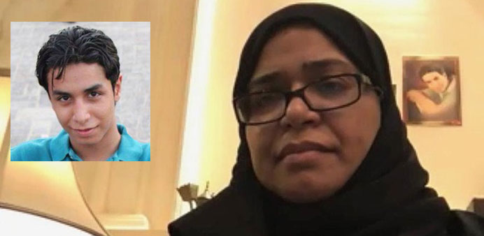 Mother of Saudi youth facing beheading urges Obama to intervene