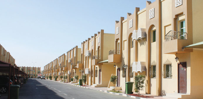 Ezdan Village 9 has housing units comprising studios, villas and apartments.