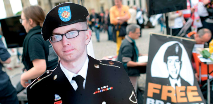 WikiLeaks soldier to go on trial tomorrow