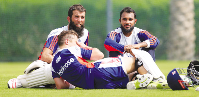 Moeen's Pakistani background helped England in first Test