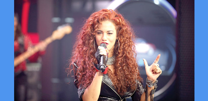 The courageous and determined Natalie La Rose