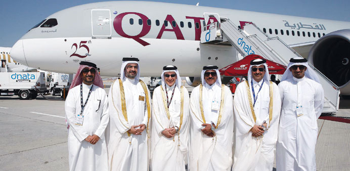Qatar's Minister of Transport