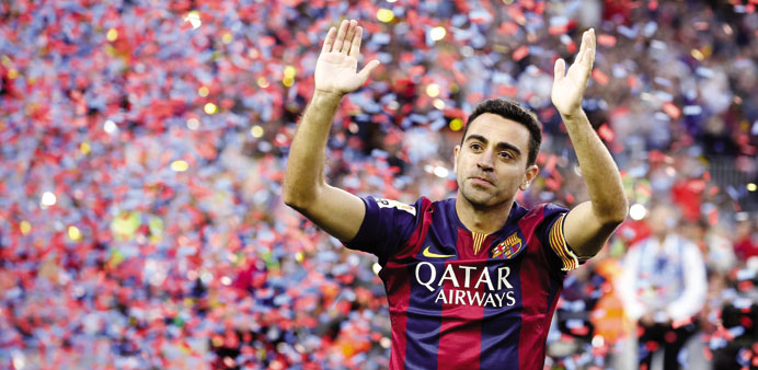 Xavi deserves fitting finale: Iniesta