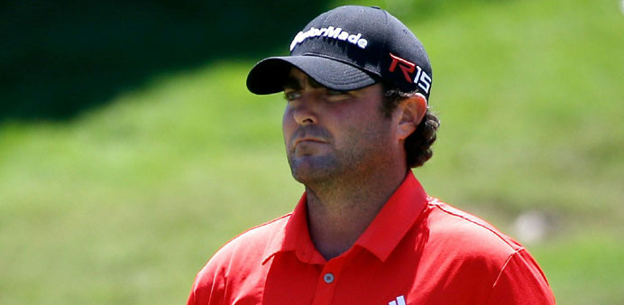 Bowditch leads, Spieth fades at soggy Byron Nelson